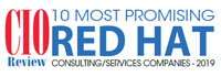 Top 10 Red Hat Consulting/Services Companies - 2019