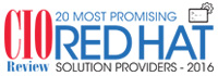 Top 20 Red Hat Solution Companies - 2016